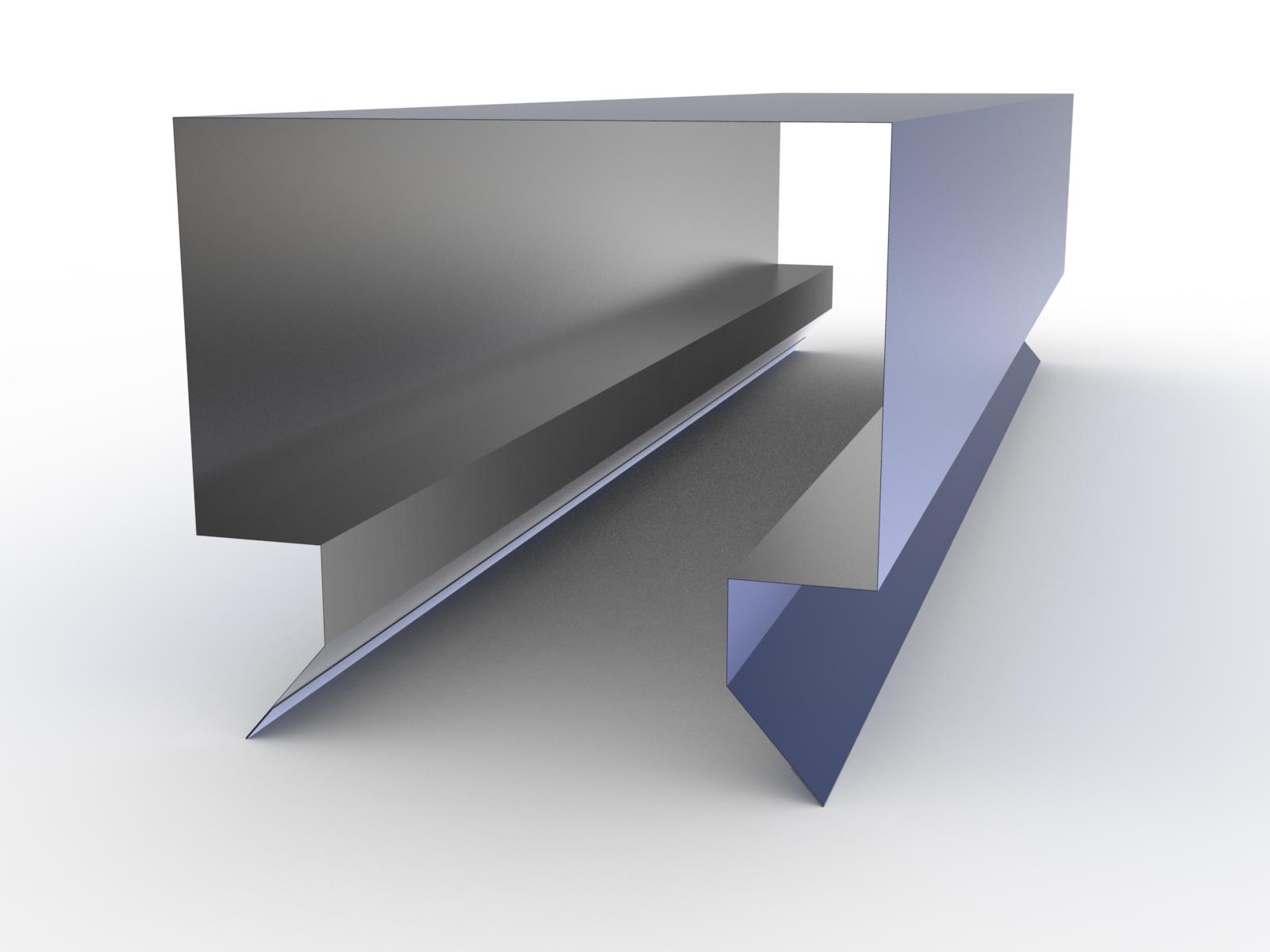 Chapa minionda metalico