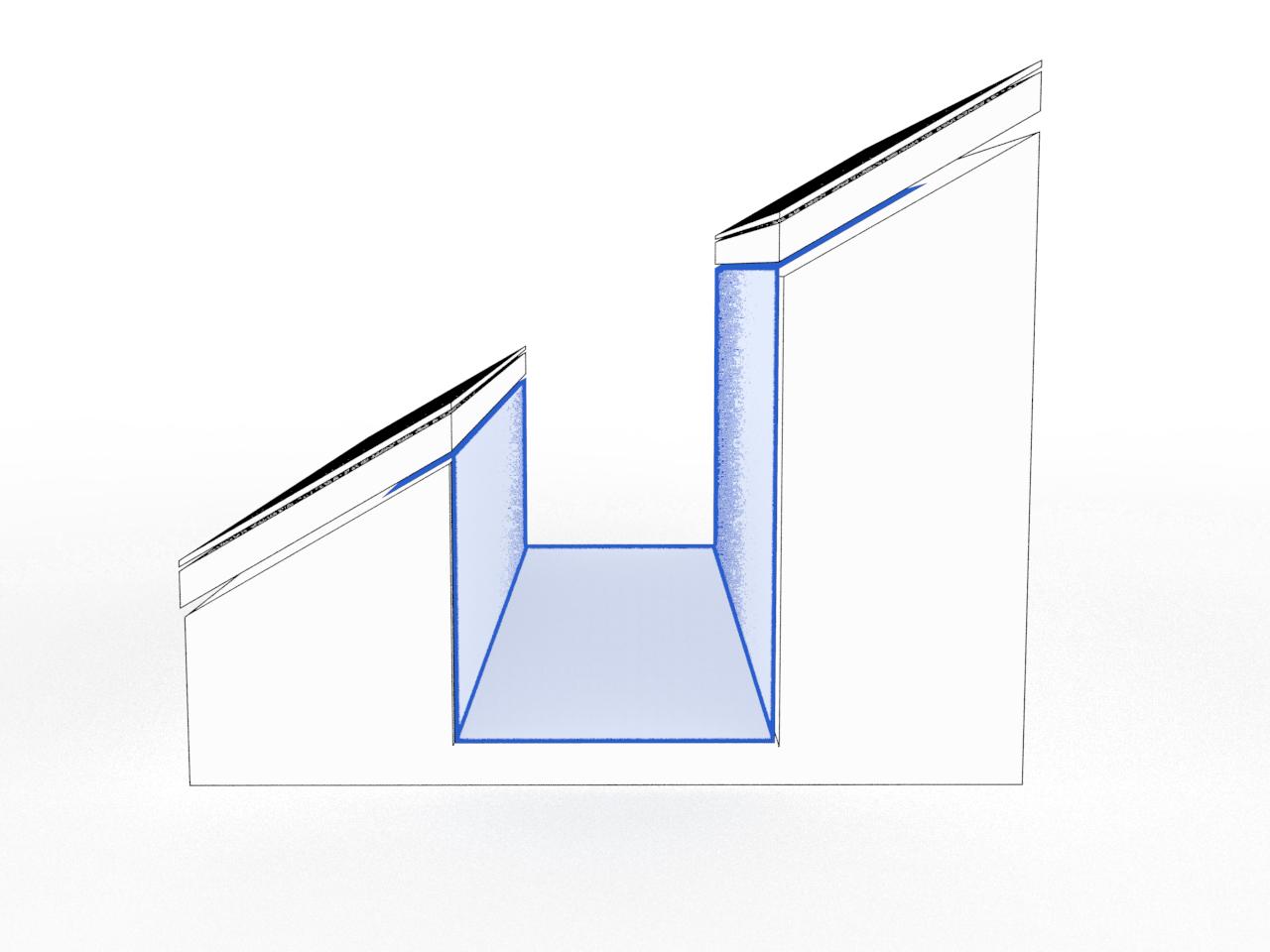 Chapa trapezoidal Cubierta